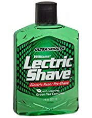 Williams Lectric Shave Lotion Regular - 7 Oz, Pack of 2 by Lectric Shave