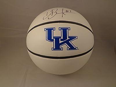 Devin Booker - Signed University of Kentucky UK Wildcats Basketball w/ COA