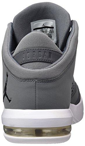 black Grigio white dk Scarpe Basket Jordan Grey Da cool Uomo Flight 4 Nike Origin Grey qRwPS8w