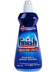 منظف مساعد الشطف السائل لغسالة الصحون من فينيش - اصلي، 400 مل