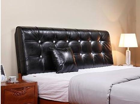 Cuscini Imbottiti Per Testiera Letto : Pelle lavabile testiera cuscini cuscini imbottiti letto copertura