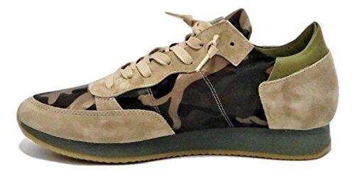 Model Uomo43 Pour Baskets Camouflage Homme Philippe FqTHwngT