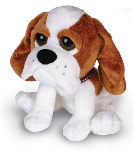 [Plush Hound Dog, Bright Eyes Hound dog 7