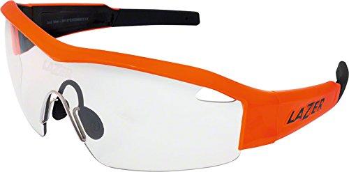 Lunettes De Cyclisme Lazer Solid State S1 Flash Orange-Crystal Photochromic ( , Orange)