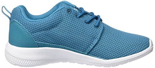 Kappa Speed Ii Nc, Zapatillas Unisex Adulto Azul (6910 Petrol/white)
