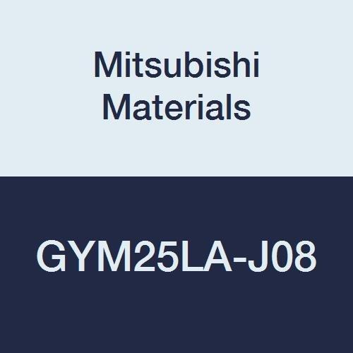 0.315 Grooving Depth Mitsubishi Materials GYM25LA-J08 GY Series Standard Modular Blade Left Hand 0.236//0.248//0.250 Seat M25 Size