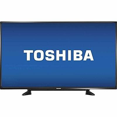 """Toshiba - 49"""" Class (48.5"""" Diag.) - LED - 1080p - HDTV - Black"""