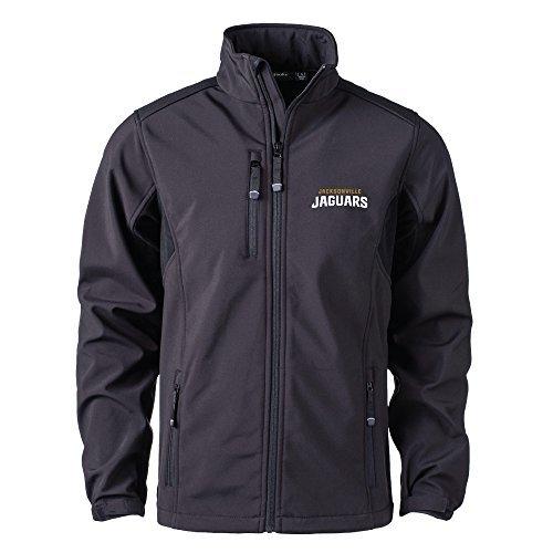 Dunbrooke Apparel NFL Jacksonville Jaguars Men's Softshell Jacket,X-Large,Black [並行輸入品]   B07H94FBZQ