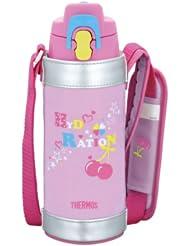 日亚:THERMOS膳魔师真空断热保冷杯0.5L粉色好价2499日元(约¥129,不含运费)