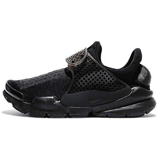 Nike Women's Sock Dart Black/Black Volt Running Shoe 9 Wo...