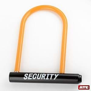 u type motorcycle lock security bike lock helmet u lock with k. Black Bedroom Furniture Sets. Home Design Ideas