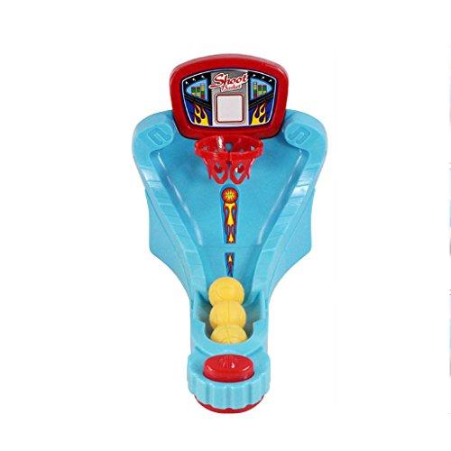 【ノーブランド品】家族 ミニチュア バスケットボール シューティングゲーム フィンガープレイ 子供 おもちゃ 贈り物の商品画像