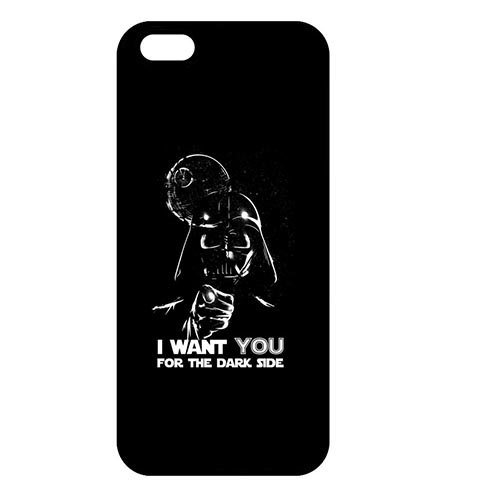 Coque,Custom Star Wars Eco Case Cover for Coque iphone 7 PLUS 5.5 pouce, A New Hope Snap On Case Cover for Coque iphone 7 PLUS 5.5 pouce - Beautiful Coque iphone 7 PLUS Phone Case Cover for Girly