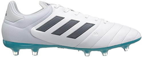 Adidas Originals Mænds Copa 17.2 Fg Klamper Fodbold Sko Hvid / Onix / Klar Grå LpL80H