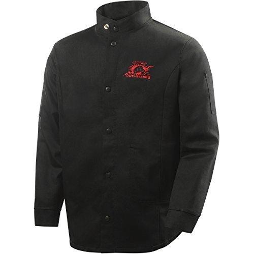 miglior prezzo Steiner 1160-X 30-Inch SPS Jacket, Weldlite nero nero nero 9-Ounce Flame Retardant Cotton, Extra Large by Steiner  promozioni di sconto