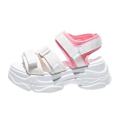 Dita Sandalo dei bambina Da adesivi Scarpe  magic piedi Donna net  Scarpe  a4b05e