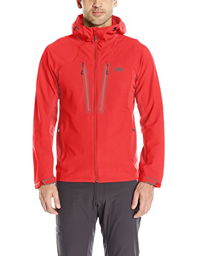 Outdoor Research Mens Ferrosi Summit Hooded Jacket Active