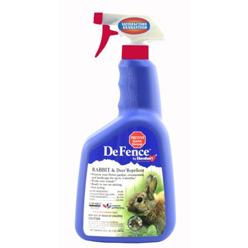 DeFence Ready to Use 32 oz Rabbit & Deer Repellent 5600 ()