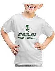 Saudi Arabia Saudi Arabia Girls T-Shirt AN666551CG