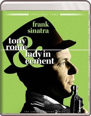 Frank Sinatra - Tony Rome / Lady In Cement - Twilight Time (1967 / 1968) (Blu-ray)
