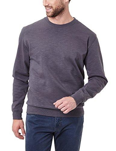 148 Grigio Pioneer Uomo Sweatshirt asphalt Felpa nZvrXwv