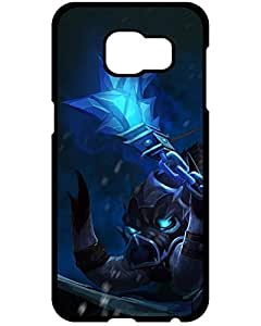 2015 2015 Protective Tpu Case With Fashion Design For Samsung Galaxy S6 Edge+ (League Of Legends - Sejuani) 8803250ZA199249828S6A Team Fortress Game Case's Shop