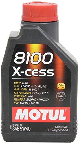 (Motul 102784-12PK Motor Oil - 1 Liter)