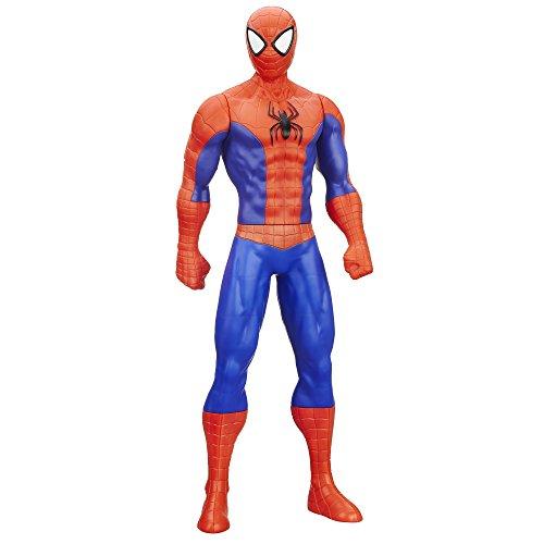 Spider-Man Titan Hero Spider Man Action Figure, X-Large Amazing Spider Man Action Vehicle