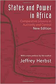 and Politics): Jeffrey Herbst: 9780691164144: Amazon.com: Books