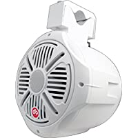 db Drive APT8.0PRO-W Amphibious Pro Audio Marine Tower Speakers 600W, Pair 1 (White)