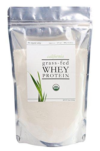The Organic Whey Protein Powder, 12 - 1 Like Igf Growth Factor Insulin