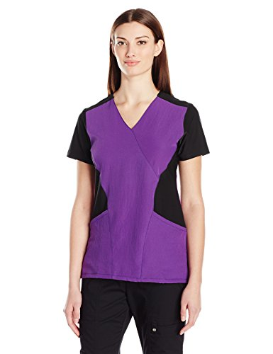 WonderWink Womens Sport Mock Scrub