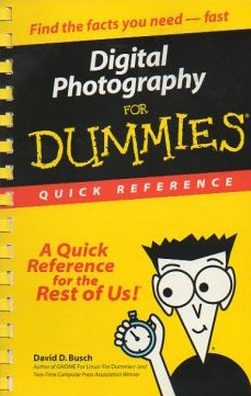 Digital Photography for Dummies, Quick Reference PDF Text fb2 book