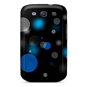 Durable Protector Case Cover With Ics4 Bokeh Hot Design For Galaxy S3