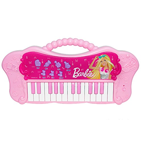 DUWEN Keyboard Children's Keyboard Beginners Little Girl Can Play 1-3-6 Years Old   Fashionable Portable Piano Send 3 5 Batteries + Screwdriver by DUWEN