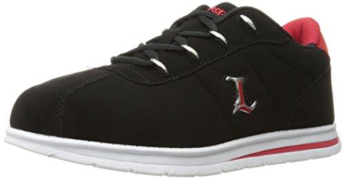 Mode Hommes Lugz Baskets Noir / Rouge / Blanc