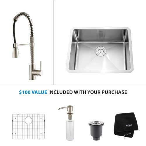 Stainless Steel Sink Finishes - 6