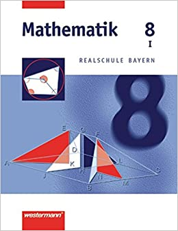 Mathematik 8 Realschule Bayern WPF 1 DJ Taylor 9783141226584 Amazon Books