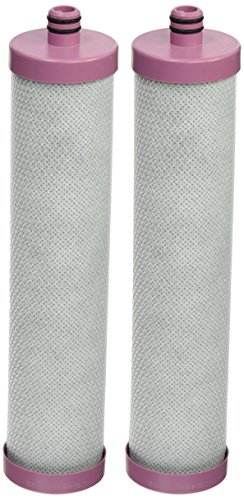 Whirlpool 2-Pile Fits WHER12 or WHER18 Under Sink Replacement Filters with Reverse Osmosis
