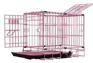 Dreamcrate Pro 100 Crate 19x12x15 Pink For Sale