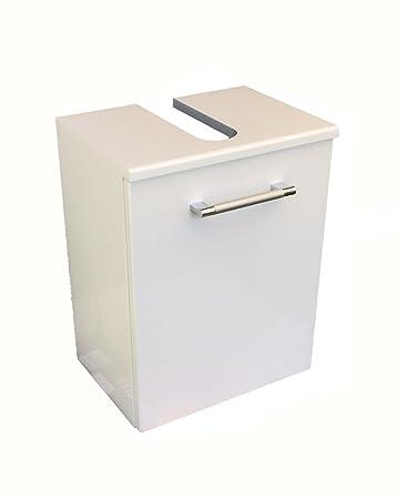Amazonde Quentis Waschbeckenunterschrank Cordoba 40 Weiss