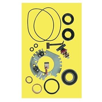 DB Electrical SMU9104 Starter Kit Brushes Parts Bearing for Honda ATV 250 /Kawasaki Motorcycle 700 750 600 /Suzuki Motorcycle 250 1150 450 500 550 750 ...