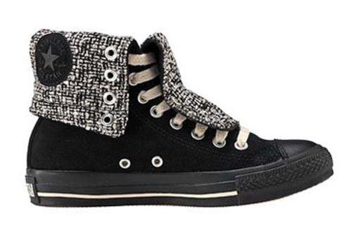Sneaker Unisex Charcoal 1j793 As Can Converse Tweed Hi erwachsene Black q6x0PxOw
