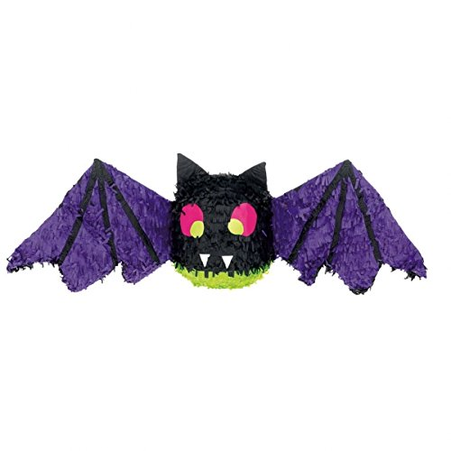 Amscan Bat Shaped Halloween Party (Halloween Bat Pinata)