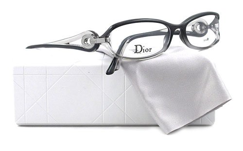 Christian Dior Cd Eyeglasses Frame (Christian Dior 3215 Eyeglasses 0O6L DARK LIGHT)