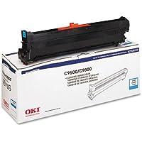 New - C9600/C9650/C9800 Cyan Drum by Okidata - 42918103 by Oki Data