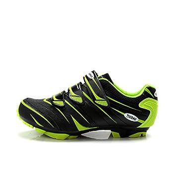 byency (TM) Tiebao Professional per scarpe da uomo e donna per MTB Mountain  Bike 4bed43bea25