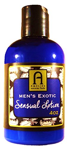 MEN'S SENSUAL MASSAGE LOTION, Exotic Lush Cream with Aphrodisiac Pure Oils to Excite Him, A Perfect Way to Relax and Enjoy Your Sexual Well-Being During Intimate Erotic Times, Enhance Your Romance (Lotion Sensual Massage)