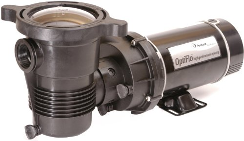 Pentair 347998 OptiFlo Vertical Discharge Aboveground Pool Pump with CSA and 25-Feet Cord, 1-1/2 HP by Pentair