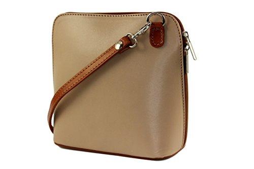 cuir cuir sac Petit Taupe femme petit Plusieurs mahy cuir femme femme cuir sac Mahy femme sac Coloris Italie cuir mahy sac pochette CqWpqU